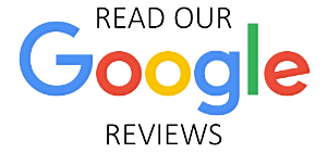 Read our google reviews badge